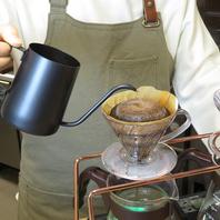~一杯ずつ丁寧に入れるハンドドリップコーヒー~