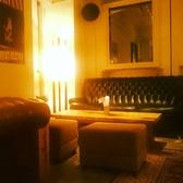 6名様までソファー席でご利用頂けます。ふかふかのソファーでリラックスしながら食事をお楽しみ下さい♪
