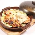 料理メニュー写真チーズタッカルビ風