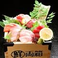 料理メニュー写真【鮮度抜群】本日のおまかせお刺身五点盛り