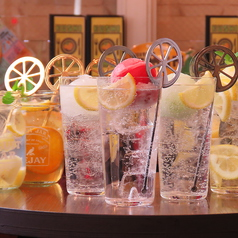 レモンサワー Kushi Lemonの特集写真