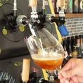 クラフトビールTap Marche(タップ・マルシェ)ございます♪4種飲み比べもございますので、お気軽にどうぞ★