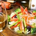料理メニュー写真ミラフローレスサラダ