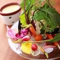 料理メニュー写真AW農園バーニャカウダ
