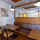 オーガニックカフェ アージョ Agio ファシオールの雰囲気3