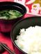 焼肉には欠かせない白ごはんはひのひかり100%使用!