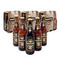 この夏いちおしのイスラエルクラフトビール「ゴールドスター アンフィルタード」!現在に至るまでイスラエル国内シェア1位の人気ビールです。味わいまろやか飲みやすいダークビール!雑味がなくすっきりとした味わいで、どんな料理とも相性が良く、世界中で愛されています!いつもと違ったビールを味わいたい方必見♪