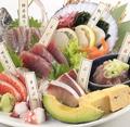 料理メニュー写真◆大漁! 刺身5点盛り