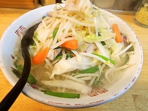 タンメンしゃきしゃき・新橋店