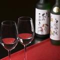 料理メニュー写真地酒と食の饗宴に酔いしれて・・・