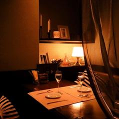 ☆デート・記念日に・・・☆カップルシートで特別なひと時をお楽しみください!