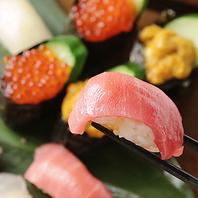 お寿司も楽しめる大衆酒場「鮨べろ♪」