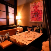 4名様までご利用可能!女子会や誕生日会に最適☆おしゃれな個室で厳選された熟成肉や肉寿司をご堪能ください!