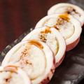 料理メニュー写真イカの「射込み寿司」