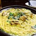 料理メニュー写真地鶏柳川鍋