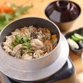 料理メニュー写真広島の牡蠣釜飯