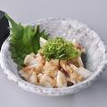 料理メニュー写真鶏ナンコツの梅水晶
