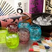 プレミア焼酎や日本酒も豊富!コースじゃなくてもOKの2時間飲み放題は⇒1000円♪