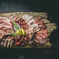 上質な肉をこころゆくまで堪能できるこだわりの肉バル