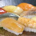 料理メニュー写真八丈名物島寿司(1人前)
