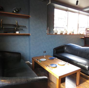 日本茶と酒肴、〆甘味 胡京 KOMACHI 金沢駅西店の雰囲気1