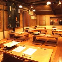 葱屋平吉 先斗町店の雰囲気1