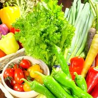 契約農家の京野菜をふんだんに使った創作料理が充実☆