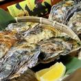 牡蠣(5個)(10個)