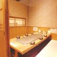テーブル6名席
