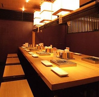 70席(テーブル7席 2名掛けお席16席)