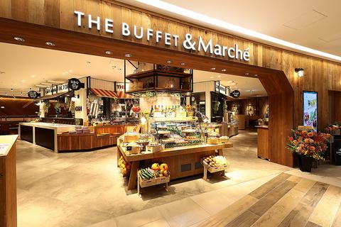毎日行きたくなる新鮮な食材とこだわり料理!市場を五感で感じるレストランがオープン