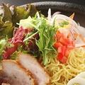 料理メニュー写真北海道らーめんサラダ