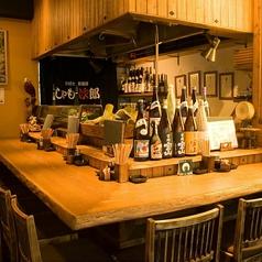 北海道居酒屋 しゃも次郎 大通の雰囲気1