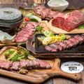 料理メニュー写真囲 自慢の肉料理