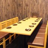 【貸切に】最大40名様!!おしゃれな店内でおいしい料理を堪能!!フロア貸切40名様くらいまでOK!!パーティーにはぜひ!!