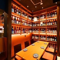 横浜で日本酒好き方の【お祝いや記念日】にもオススメ