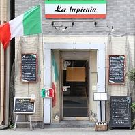 【亀戸駅徒歩1分で本格派イタリアンを】