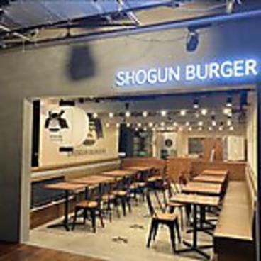 ショーグンバーガー 秋葉原店の雰囲気1