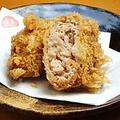 料理メニュー写真いろいろ銘柄豚の濃厚ミンチカツ
