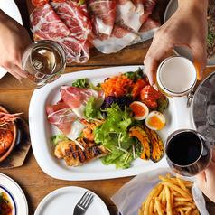 グッドモーニングカフェアンドグリル GOOD MORNING CAFE&GRILL キュウリのおすすめ料理1