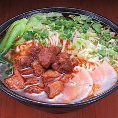 耶曼牛肉麺の写真