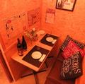 大衆ビストロ 煮ジル 横浜東口店の雰囲気1