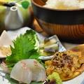 料理メニュー写真自家製鯛味噌めし