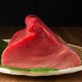 料理メニュー写真■長崎産『本マグロ刺』