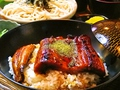 料理メニュー写真うな丼セット(ミニざる・吸物付)