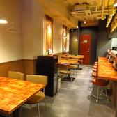 肉カフェ ロビコネ 東桜店の雰囲気3
