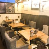肉が旨いカフェ NICK STOCK 渋谷道玄坂の雰囲気2
