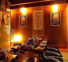 相撲茶屋 恵大苑の雰囲気2