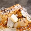 料理メニュー写真長芋バター醤油焼き