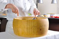 チーズリゾットはオススメ